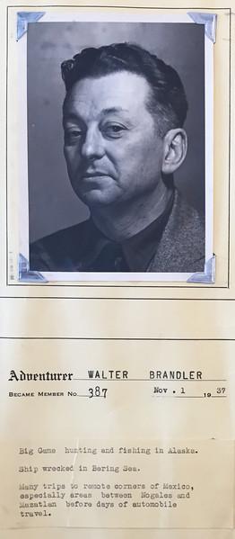 Brandler, Walter