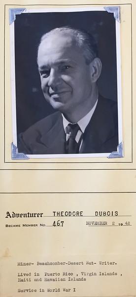 Dubois, Theodore