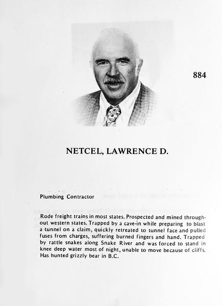 Netchel, Lawrence