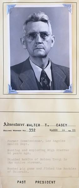 Casey, Walter