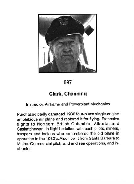 Clark, Channing