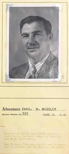 Muggler, Charles