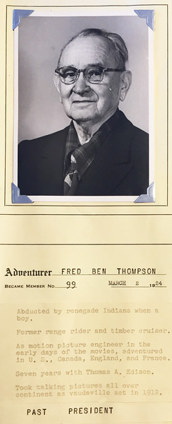 Thompson, Fred