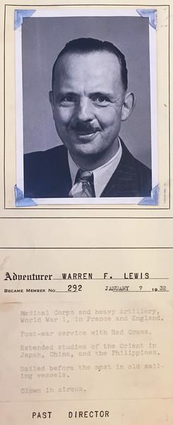 Lewis, Warren