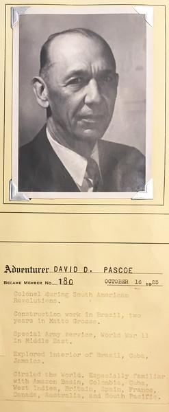Pascoe, David