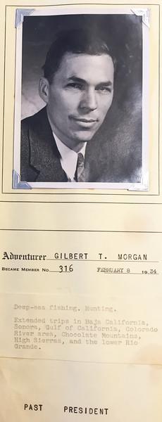 Morgan, Gilbert