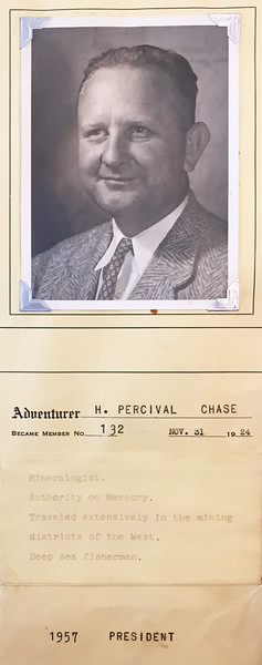 Chase, H. Percival