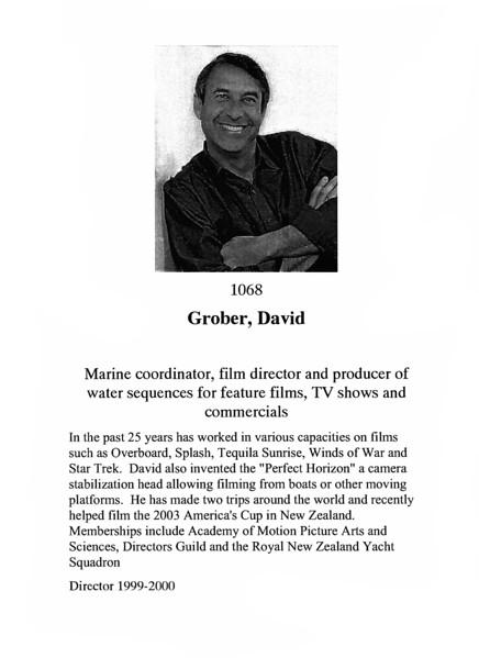 Grober, David