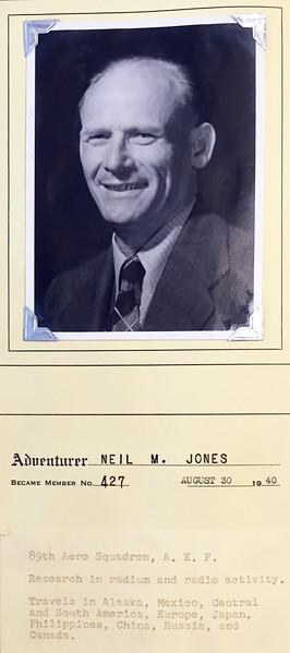Jones, Neil