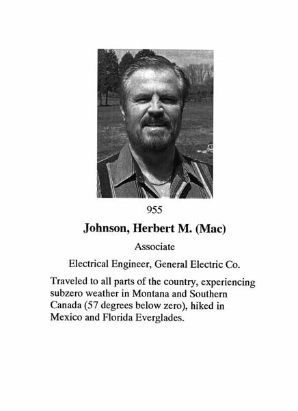 Johnson, Herbert