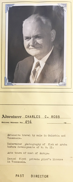 Ross, Charles