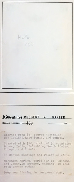 Harter, Delbert