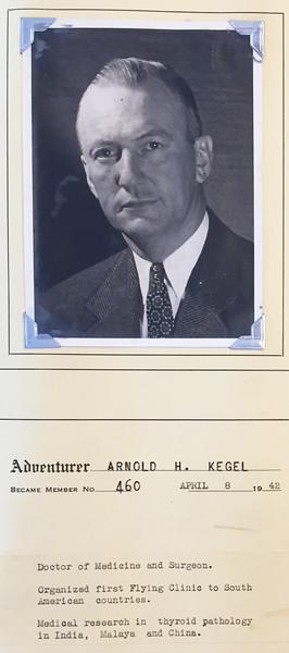 Kegel, Arnold