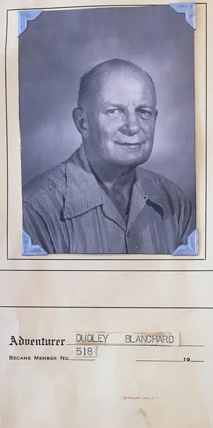 Blanchard, Dudley