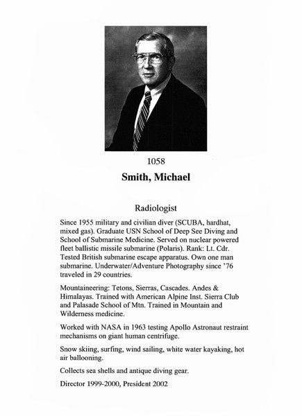Smith, Michael