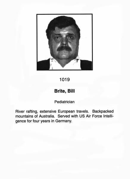 Brite, Bill
