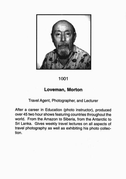 Loveman, Morton