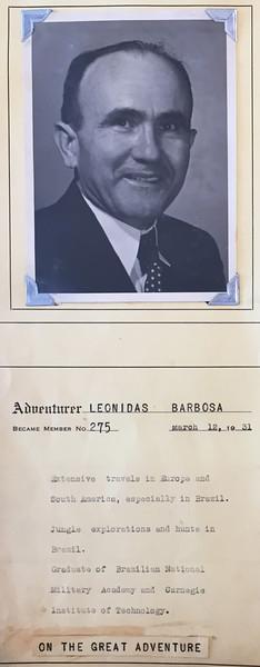 Barbosa, Leonidas
