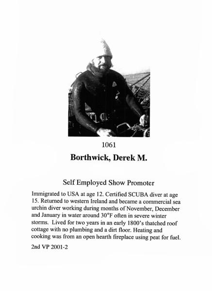 Borthwick, Derek