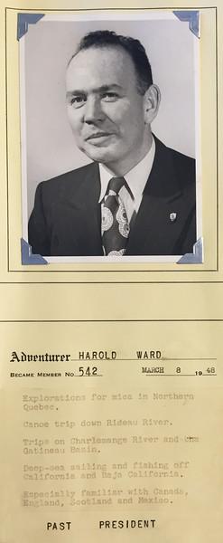 Ward, Harold