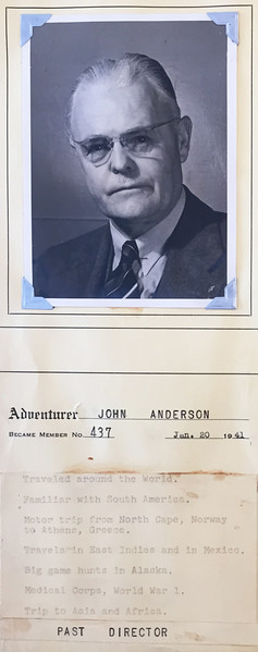 Anderson, John