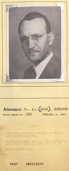 Goddard, P. L. (Jack)