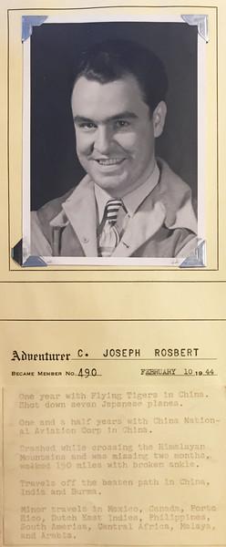 Rosbert, Joseph