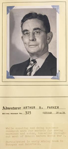 Parker, Arthur