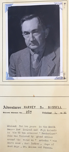 Bissell, Harvey S.