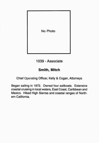 Smith, Mitch