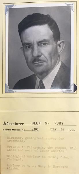 Ruby, Glen