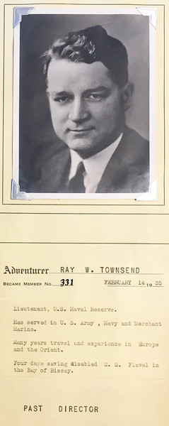 Townsend, Ray