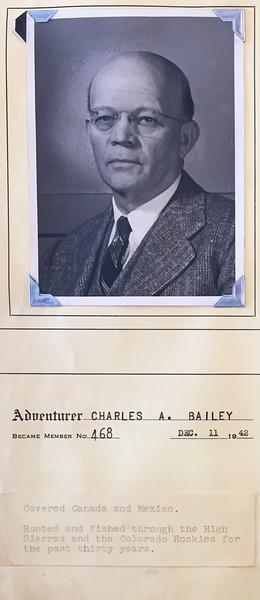 Bailey, Charles