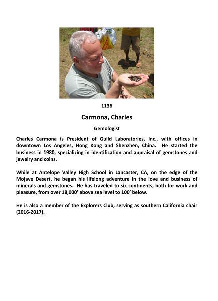 Carmona, Charles