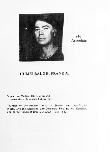 Humelbaugh, Frank
