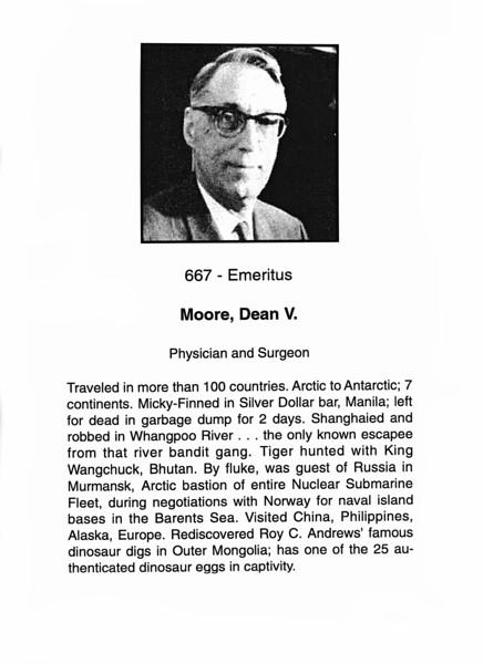 Moore, Dean V.