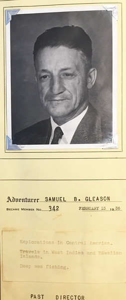 Gleason, Samuel
