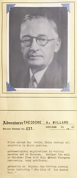 Willard, Theodore