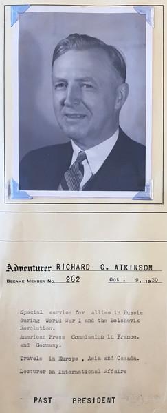Atkinson, Richard O.