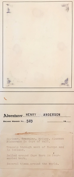 Anderson, Henry