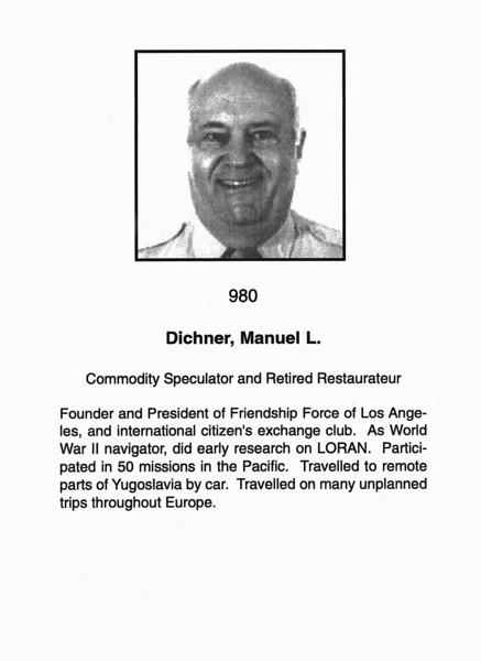 Dichner, Manuel L.