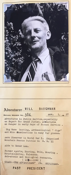 Baughman, Will