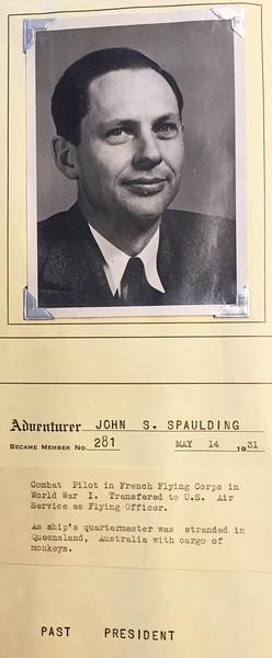 Spaulding, John