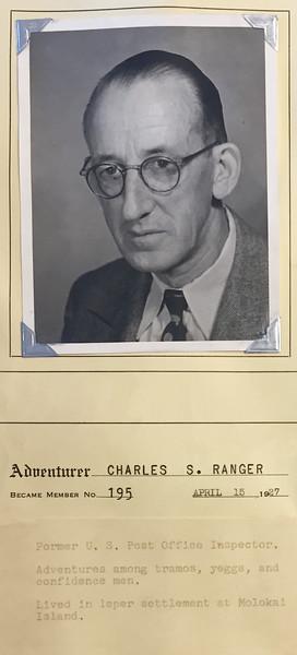Ranger, Charles