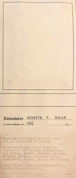 Nolan, Kenneth
