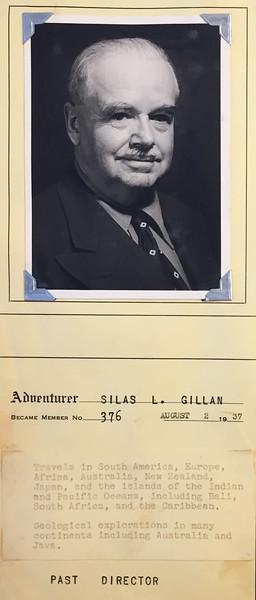Gillan, Silas