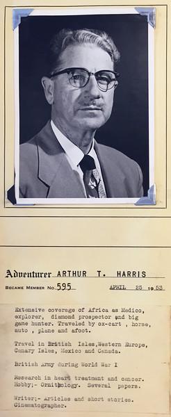 0595 Harris, Arthur T