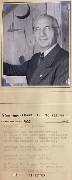 Schilling, Frank