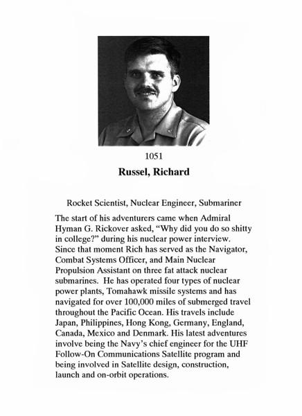 Russel, Richard