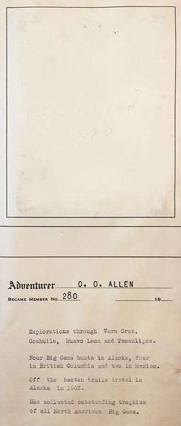 Allen, O.O.